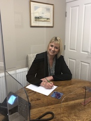 cleckheaton covid secure solicitors office